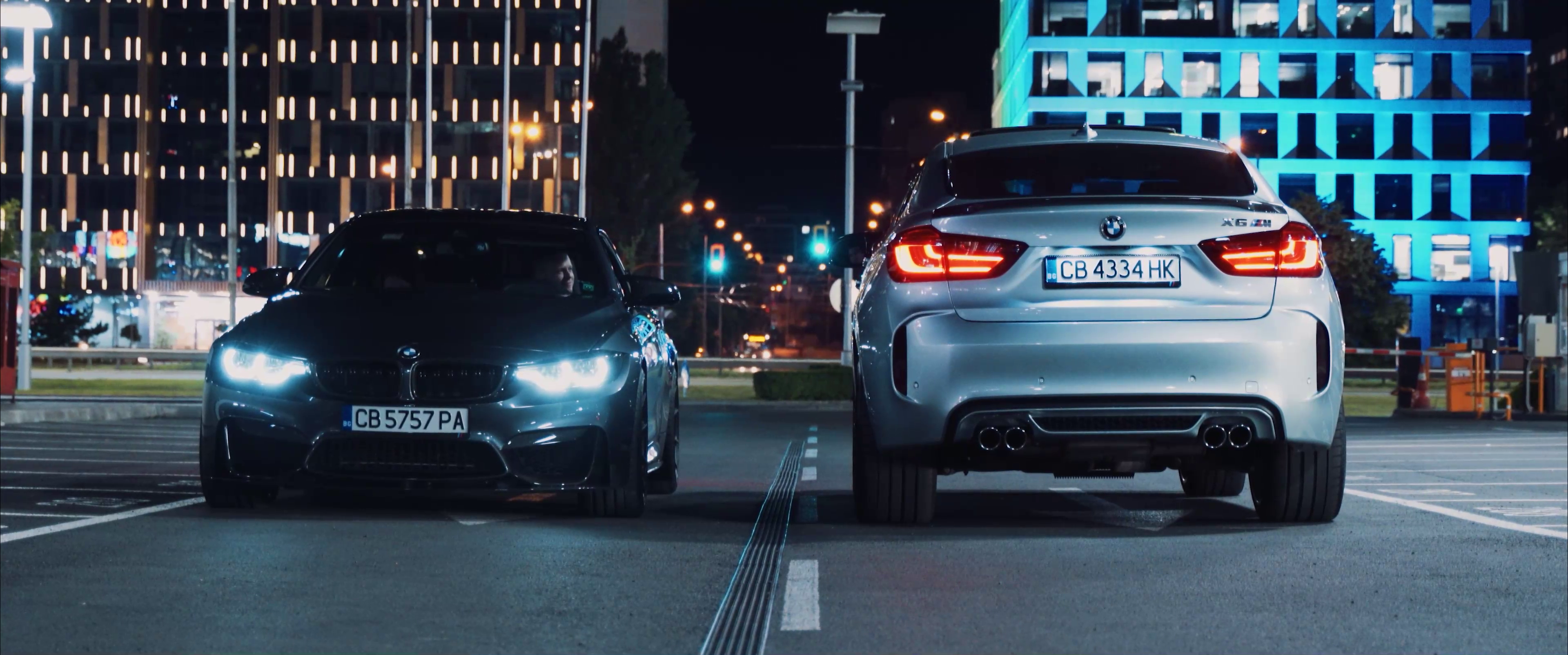 X6M & M4 Night Ride